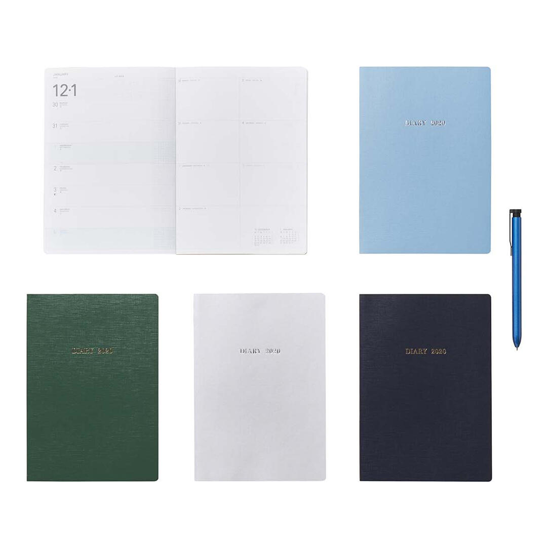 trystrams yraidB6 手帳2020 B6 ソフトカバー 週間レフト